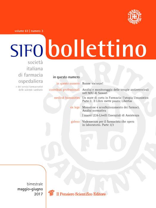 2017 Vol. 63 N. 3 Maggio-Giugno