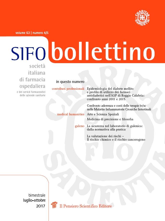 2017 Vol. 63 N. 5 Luglio-Ottobre