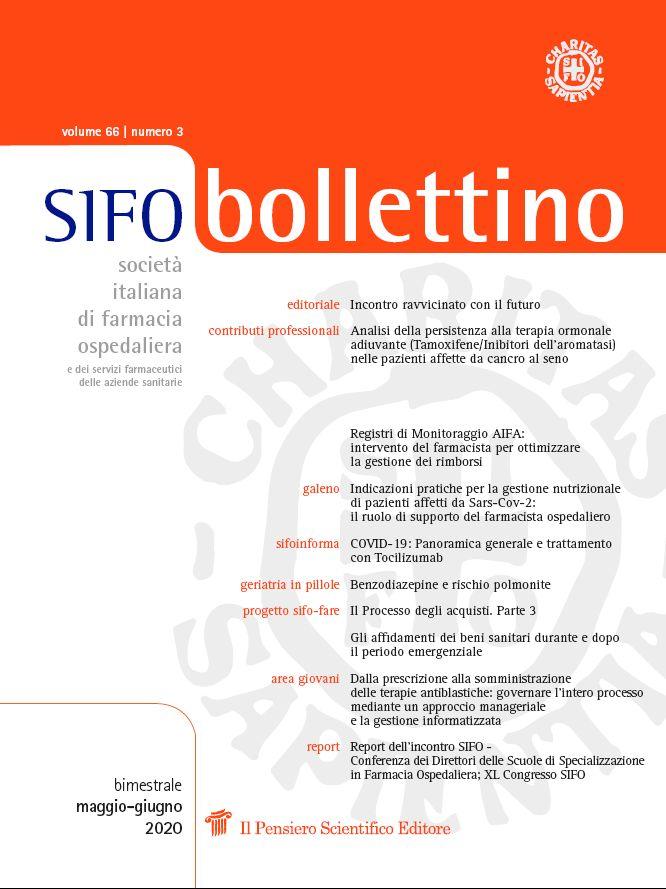 2020 Vol. 66 N. 3 Maggio-Giugno